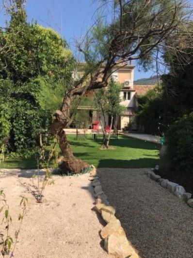 Location de vacances - Gîte à Buis-les-Baronnies