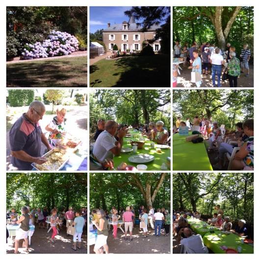 Location de vacances - Gîte à Mareuil-sur-Lay-Dissais - cuisine équipée