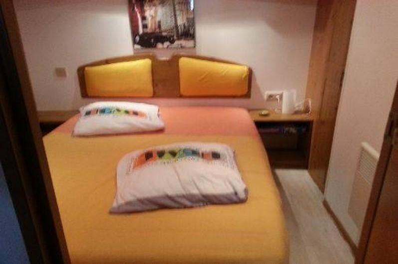 Location de vacances - Camping à Nice - a ce jour bbb plus moderne les matelas des chambres sont neuf   chaque chambre i