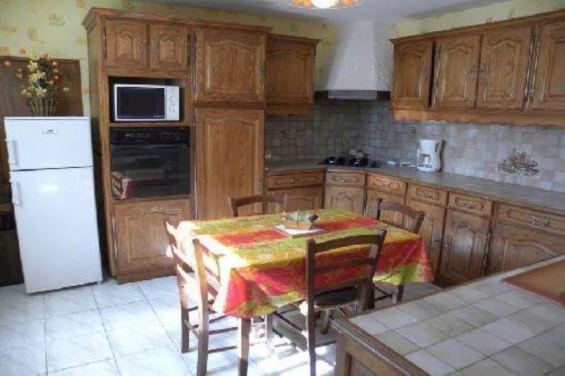 Location de vacances - Gîte à Duffort - La cuisine