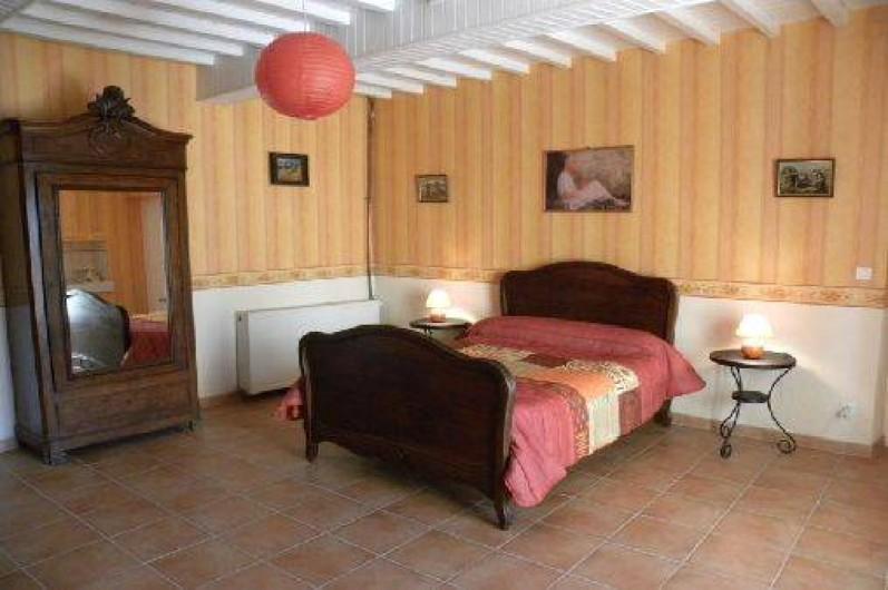 Location de vacances - Gîte à Duffort - La Chambre Tournesol