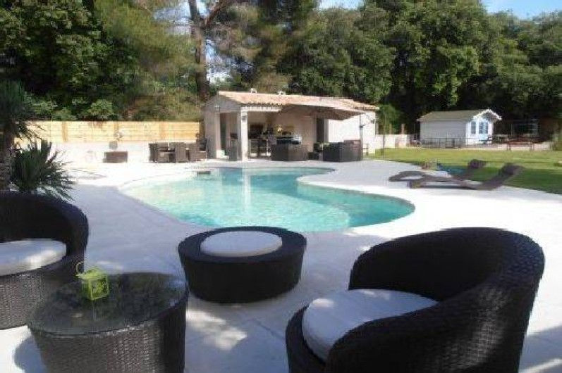 location de vacances maison villa cannes - Maison Moderne Cotedazur
