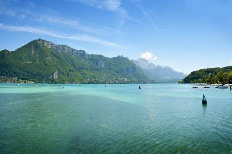Location de vacances - Camping à Lathuile - Annecy à 17km du camping
