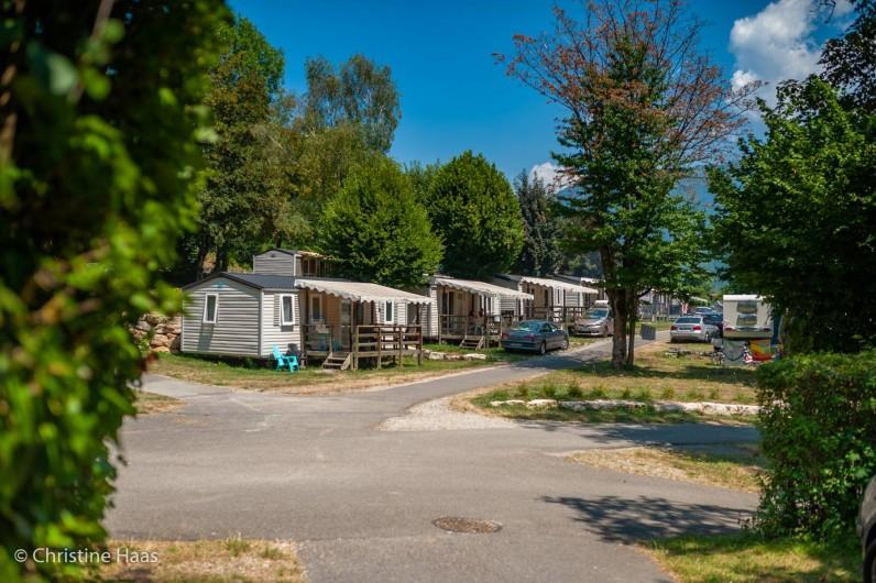 Location de vacances - Camping à Lathuile - Mobil-homes