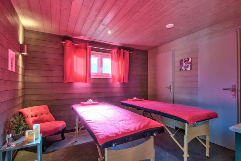 Location de vacances - Camping à Lathuile - Espace Bien-Être