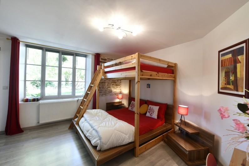 Location de vacances - Chambre d'hôtes à Cormatin - Gîte de Saint Ange