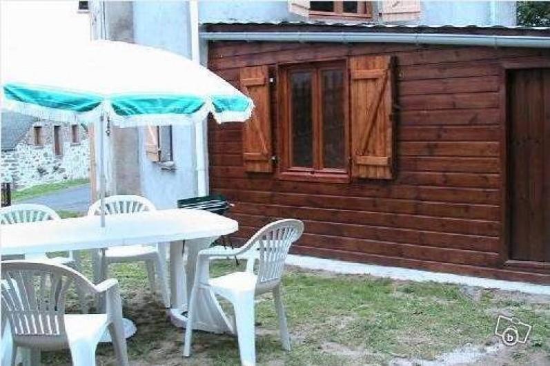 Location de vacances - Maison - Villa à Trémouille