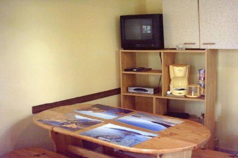 Location de vacances - Gîte à Villetelle - salon