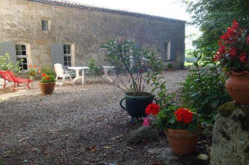 Location de vacances - Maison - Villa à Saint-Aubin-de-Branne