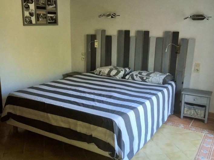 Location de vacances - Chambre d'hôtes à Auriac-du-Périgord - Chambre Chardon