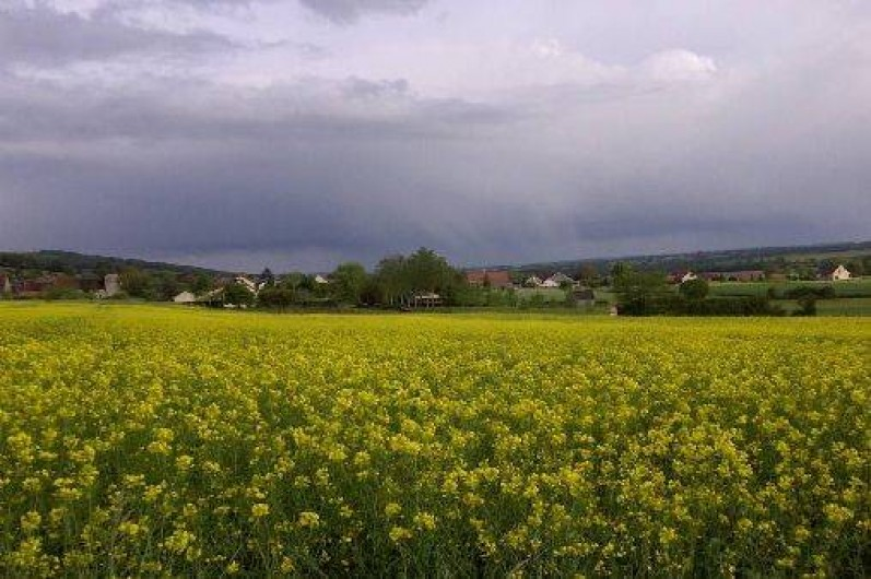 Location de vacances - Maison - Villa à Viserny - campagne autour du village