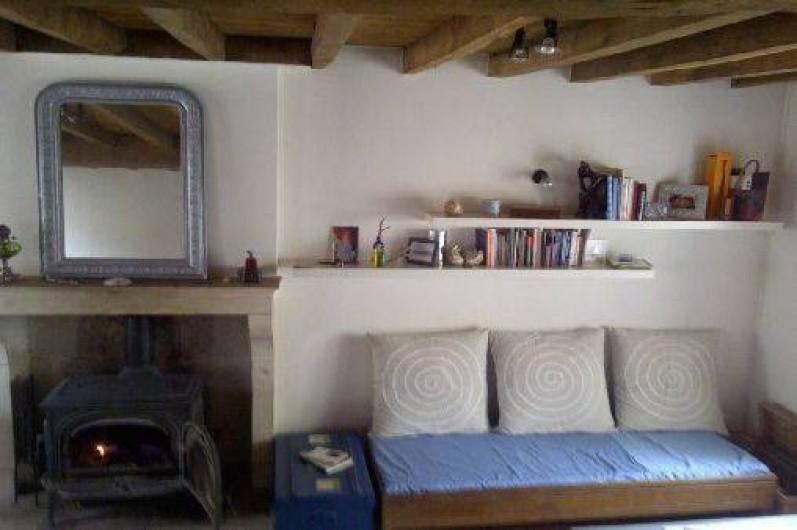 Location de vacances - Maison - Villa à Viserny - salon