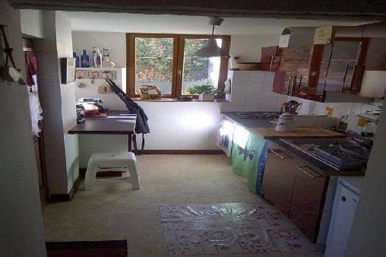 Location de vacances - Maison - Villa à Viserny - cuisine