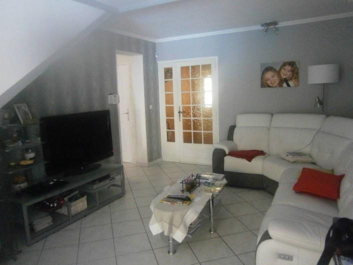 Location de vacances - Villa à Saint-Paul-et-Valmalle - salon