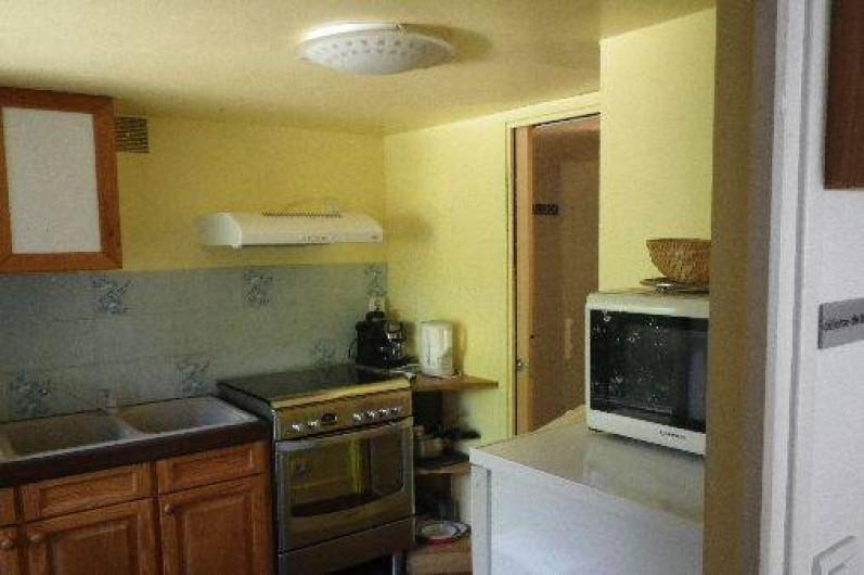 Location de vacances - Appartement à La Rochelle - cuisine séparée