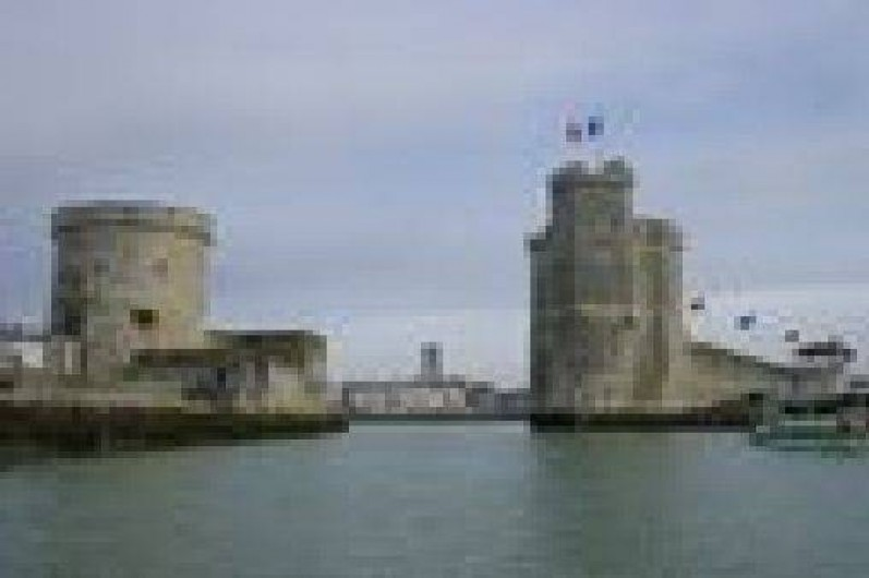 Location de vacances - Appartement à La Rochelle - La Rochelle ville historique