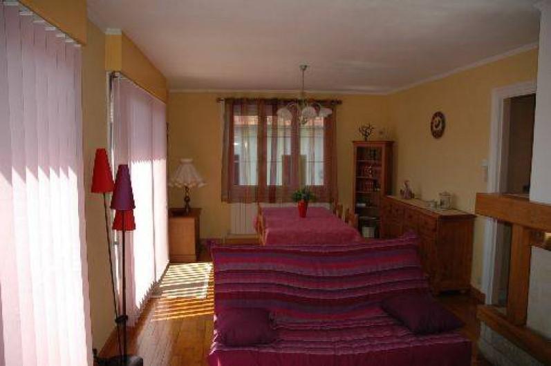 Location de vacances - Gîte à Bouvaincourt-sur-Bresle
