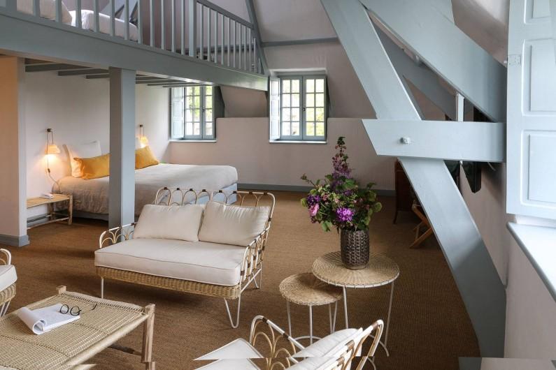 Location de vacances - Hôtel - Auberge à Brantôme - Chambre Familiale