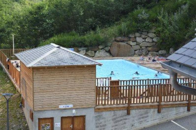 Location de vacances - Appartement à Ax-les-Thermes