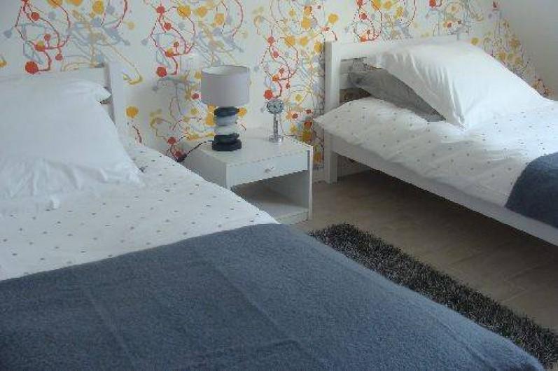 Location de vacances - Gîte à Arromanches-les-Bains - Chambre n°2