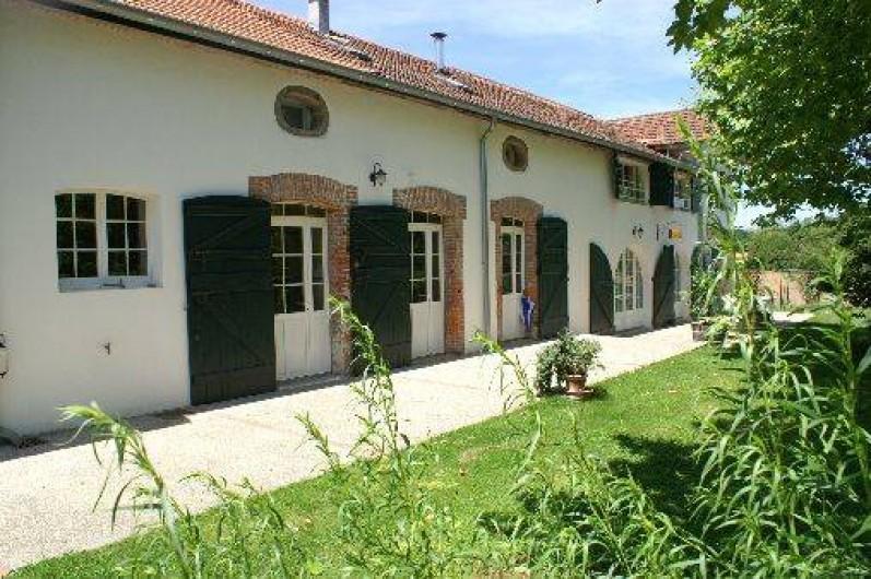 Location de vacances - Chambre d'hôtes à Saint-André-de-Seignanx
