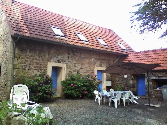 Location de vacances - Gîte à Lannion - Vue extérieure