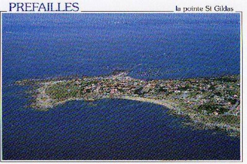 Location de vacances - Villa à Préfailles
