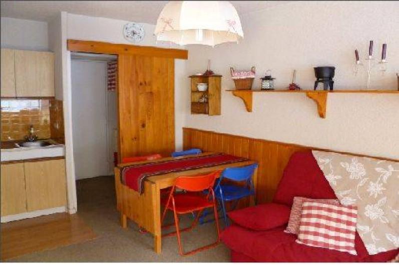 Location de vacances - Studio à Enchastrayes
