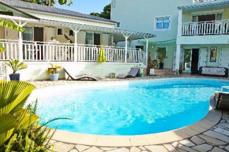 Location de vacances - Chambre d'hôtes à Entre-Deux