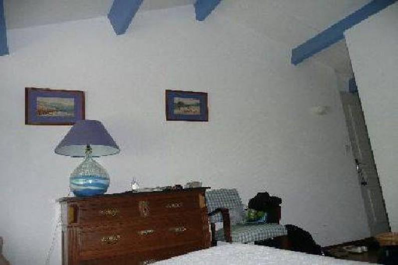 Location de vacances - Chambre d'hôtes à Velluire - Chambre Horizon
