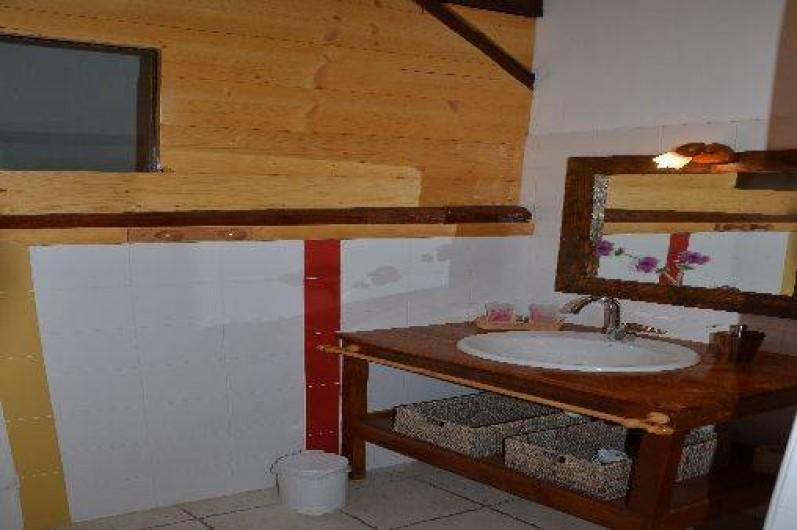 Location de vacances - Chambre d'hôtes à Évires