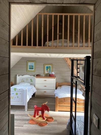 Location de vacances - Villa à Plouhinec - chambre enfants