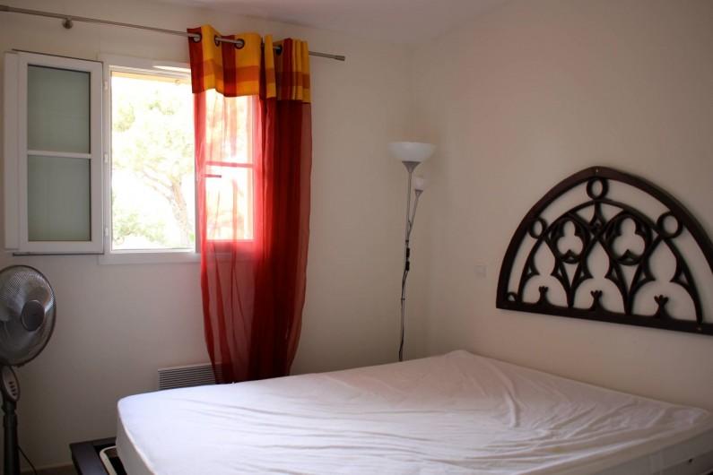 Location de vacances - Villa à Gassin - Chambre 2