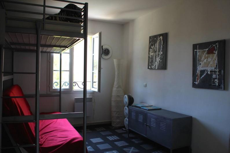 Location de vacances - Villa à Gassin - chambre 3
