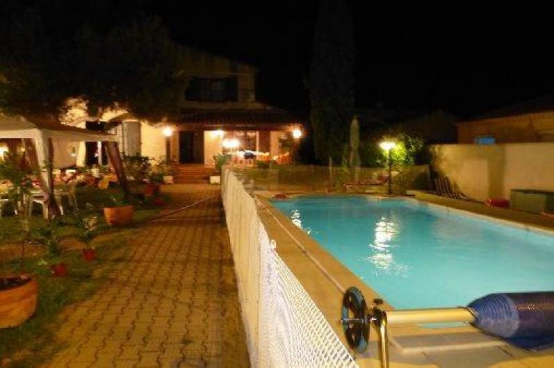 Location de vacances - Villa à Pérols