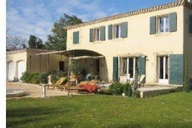 Location de vacances - Maison - Villa à Maussane-les-Alpilles