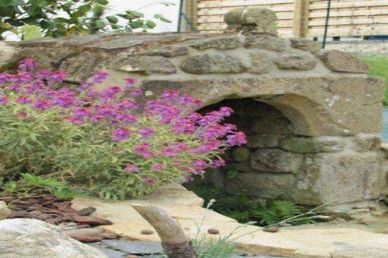 Location de vacances - Gîte à Baden - Notre fontaine