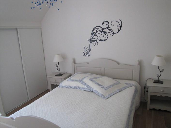 Location de vacances - Gîte à Baden - Chambre parentale