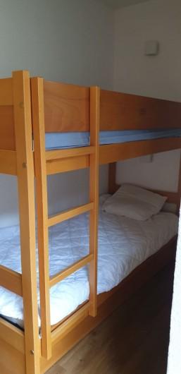 Location de vacances - Appartement à Mâcot-la-Plagne - Petite chambre