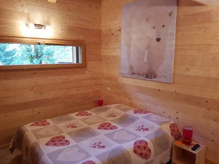 Location de vacances - Appartement à Vaujany - SUITE PARENTALE