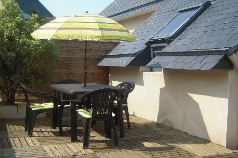 Location de vacances - Appartement à Locmaria-Plouzané