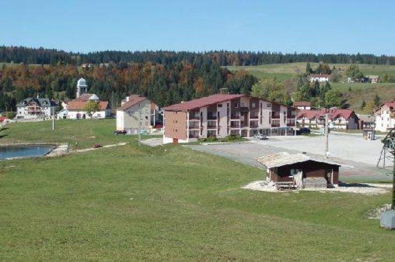 Location de vacances - Studio à Bellefontaine