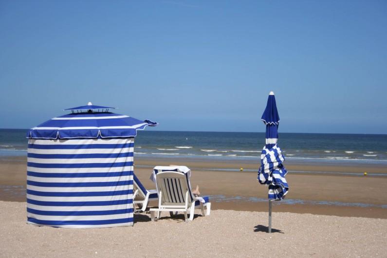 Location de vacances - Chambre d'hôtes à Bréville-les-Monts - plage de Cabourg