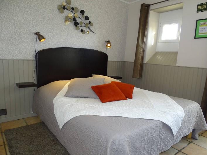 Location de vacances - Chambre d'hôtes à Bréville-les-Monts - chambre Pégasus