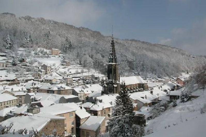 Location de vacances - Studio à Plombières-les-Bains