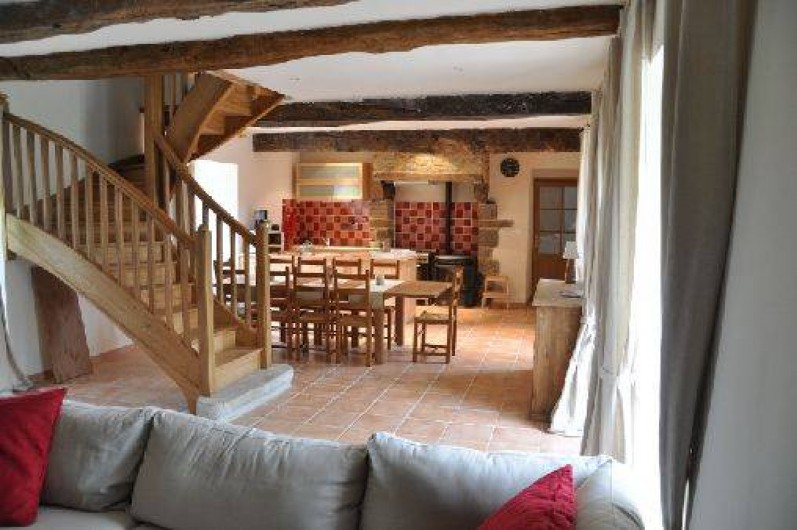 Location de vacances - Gîte à Baguer-Morvan