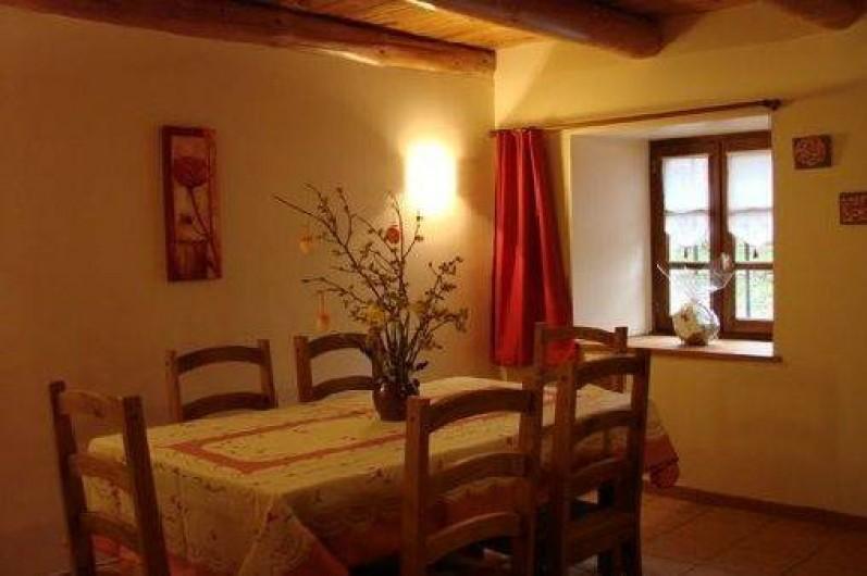 Location de vacances - Gîte à Chavaniac-Lafayette