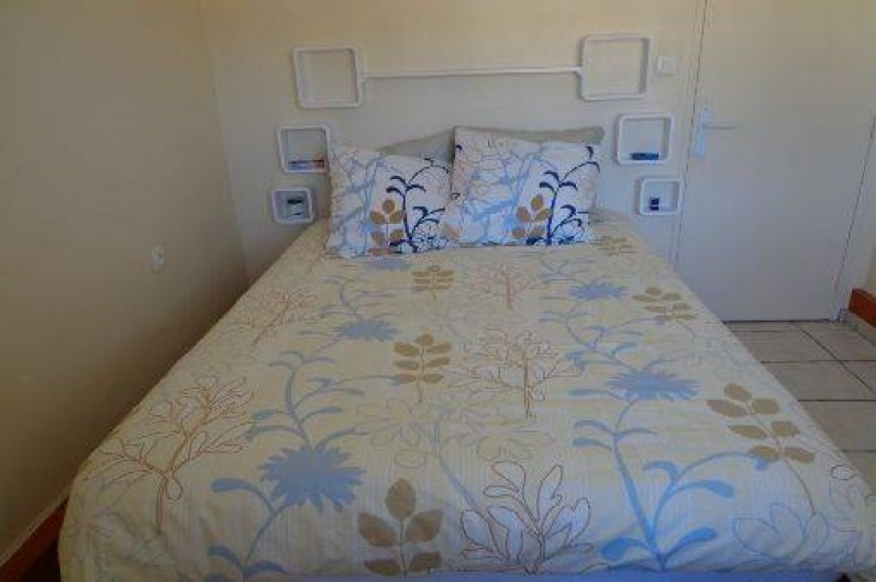 Location de vacances - Appartement à Sète - Chambre 2 vue St Clair