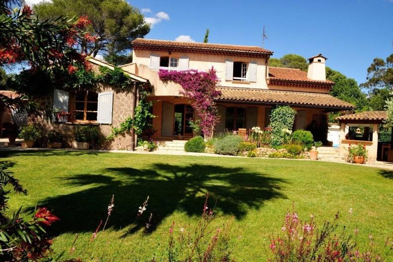 Location de vacances - Villa à Saint-Raphaël - La Villa