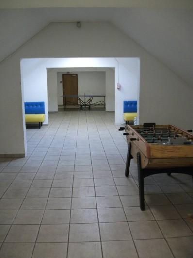 Location de vacances - Centre de vacances à Vars - Salle Activités 1